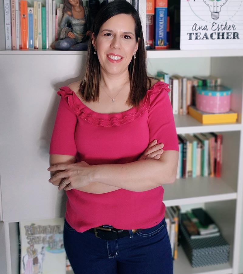 Ana Esther Teacher - acompañamiento de profes y opositores