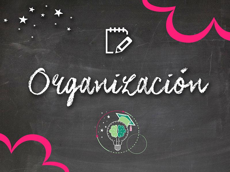 Organizacion para profes y opositores